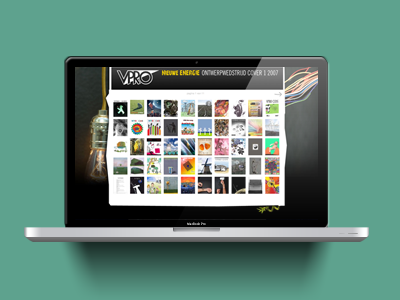 Sites vpro. Made by Around Seven