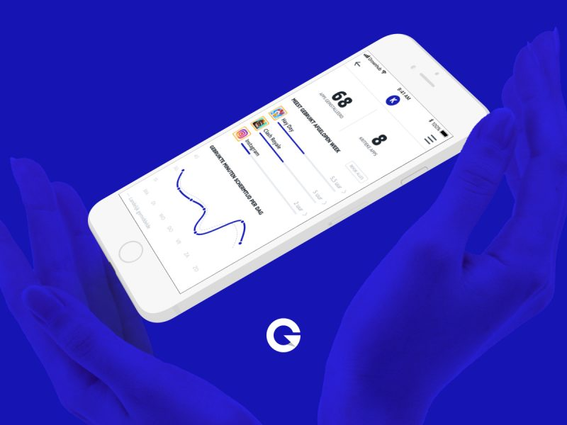 Grownhub app design