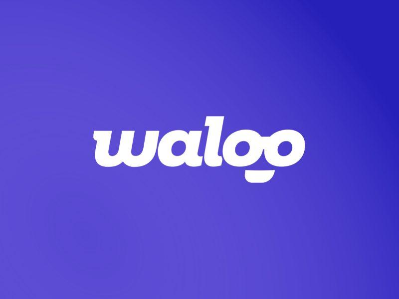 Waloo branding